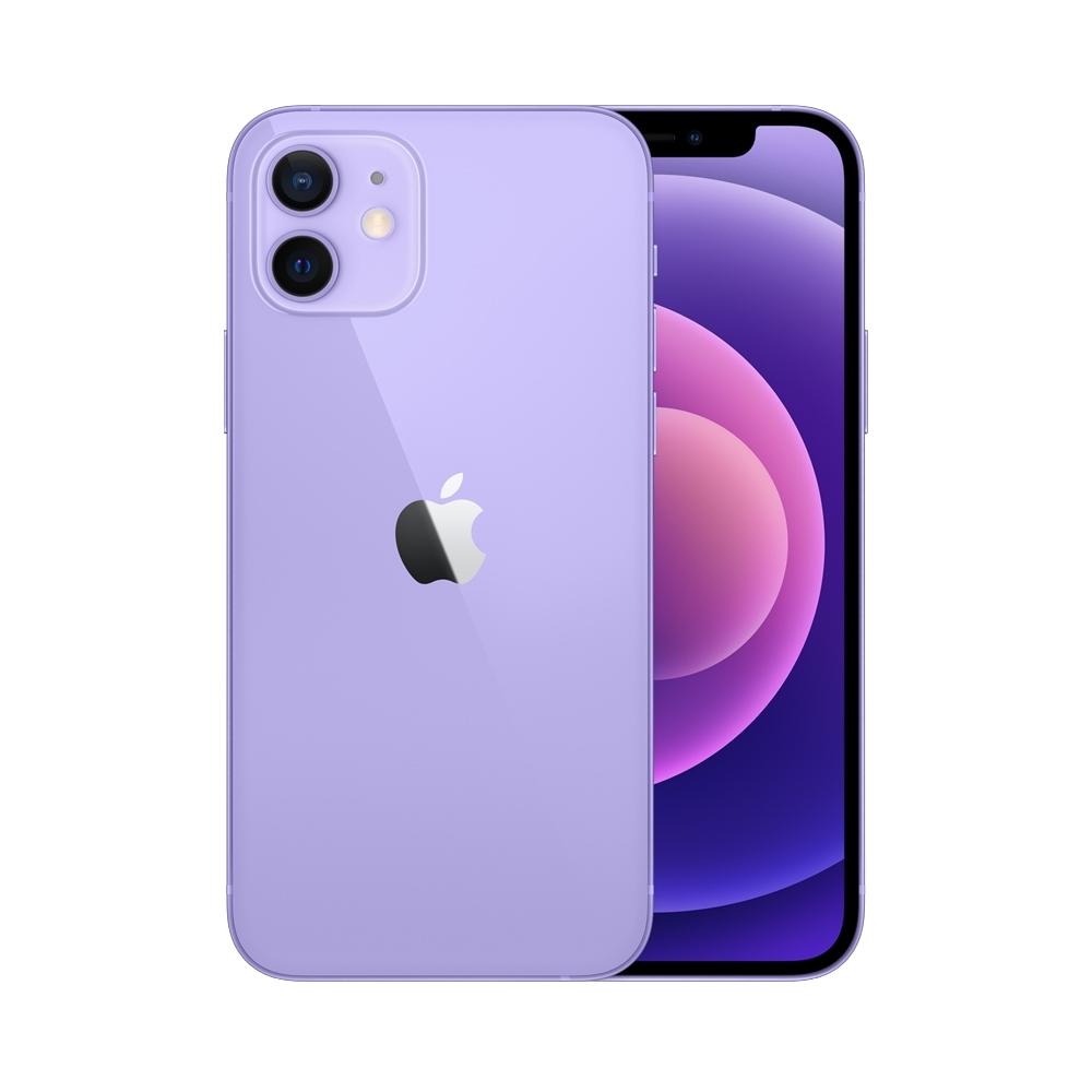Apple iPhone 12 128G 6.1吋智慧型手機(紫)
