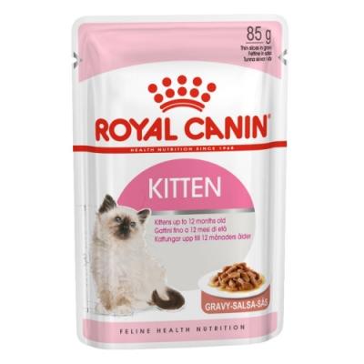 Royal Canin法國皇家 K36W幼母貓專用濕糧 85g 12包組