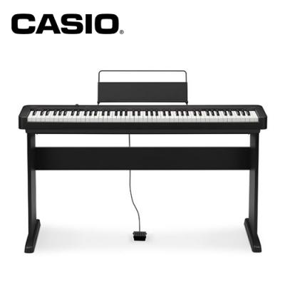 CASIO CDP-S100 數位電鋼琴 88鍵 經典黑色款