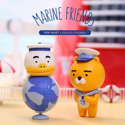 Kakao Friends 航海系列公仔盒玩(二入隨機款)