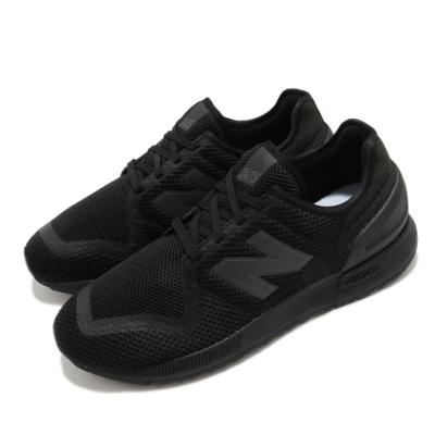 New Balance 休閒鞋 247 基本款 運動 男鞋 紐巴倫 舒適 簡約 球鞋 穿搭 全黑 MS247MD3D