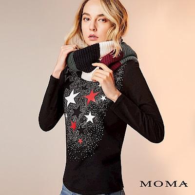 限時商品 | MOMA 搖滾星星長袖上衣