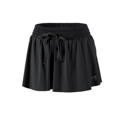 狐狸姬,菲姬冰柔褲裙瑜珈褲路跑運動短褲(單褲裙)