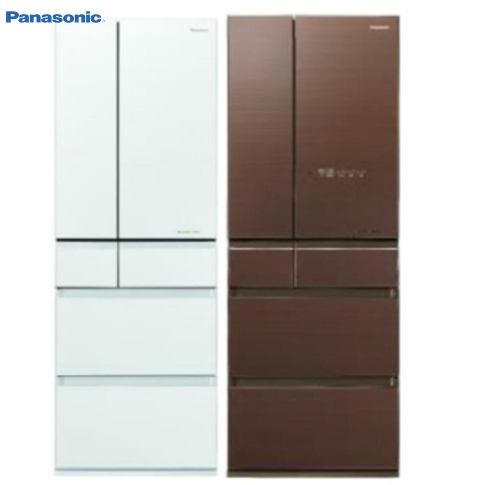 Panasonic國際牌500L1級變頻6門電冰箱NR-F504HX