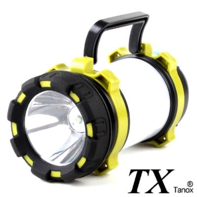 TX特林USB充電多功能手電筒/露營燈(T-HS60)