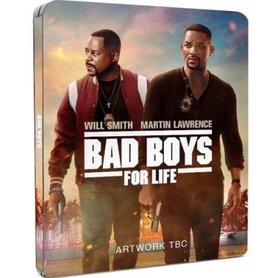 絕地戰警 For Life 4K UHD+BD 雙碟鐵盒版