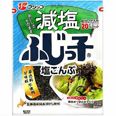 FUJICCO  鹽昆布-藍包(33g)