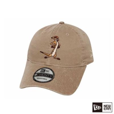 NEW ERA 9TWENTY 920 獅子王 TIMON 丁滿 咖啡 棒球帽