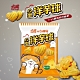 卡滋-白爛貓心型洋芋球-陽光起司(38g) product thumbnail 1