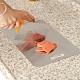 【佳工坊】304不鏽鋼面板抗菌菜板砧板(中) product thumbnail 1
