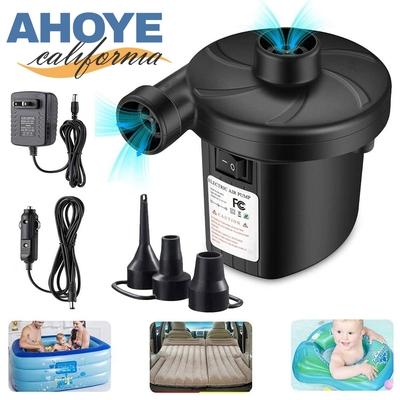 Ahoye 充氣+洩氣電動充氣幫浦 (車充+電源供電) 打氣機 打氣筒