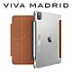 VIVA MADRID Conver iPad Pro 2021 11吋 Nappa 皮革保護套-棕色 product thumbnail 1