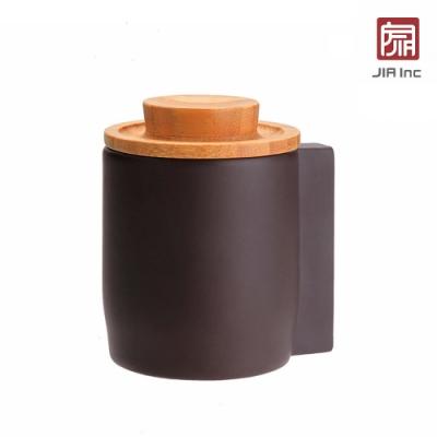 JIA Inc. 品家家品 紫泥系列糖罐130ml(附不鏽鋼小湯匙)