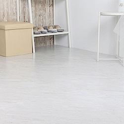 樂嫚妮 塑膠PVC仿石紋DIY地板9片一坪