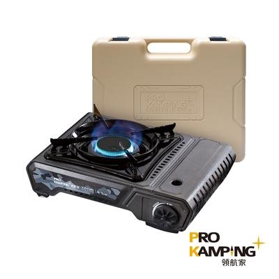 Pro Kamping領航家 4.1kW坦克爐二代升級版X4100附硬盒