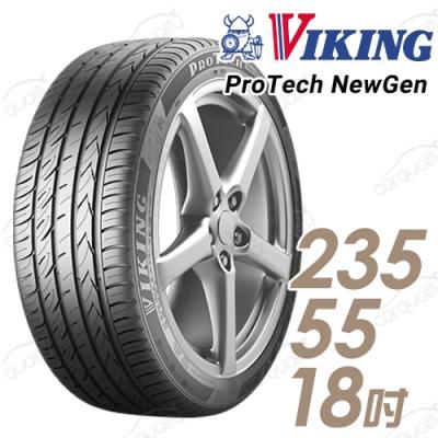 【維京】PTNG 濕地輪胎_送專業安裝_單入組_235/55/18 100V(PTNG)