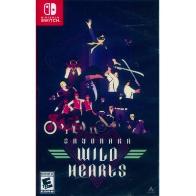 再見狂野之心 Sayonara Wild Hearts - NS Switch 中英日文美版