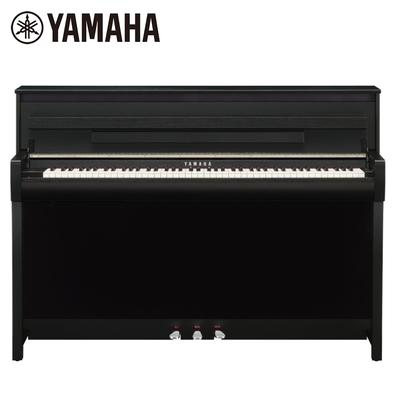 YAMAHA CLP-785 B 旗艦直立式數位電鋼琴 經典黑色款