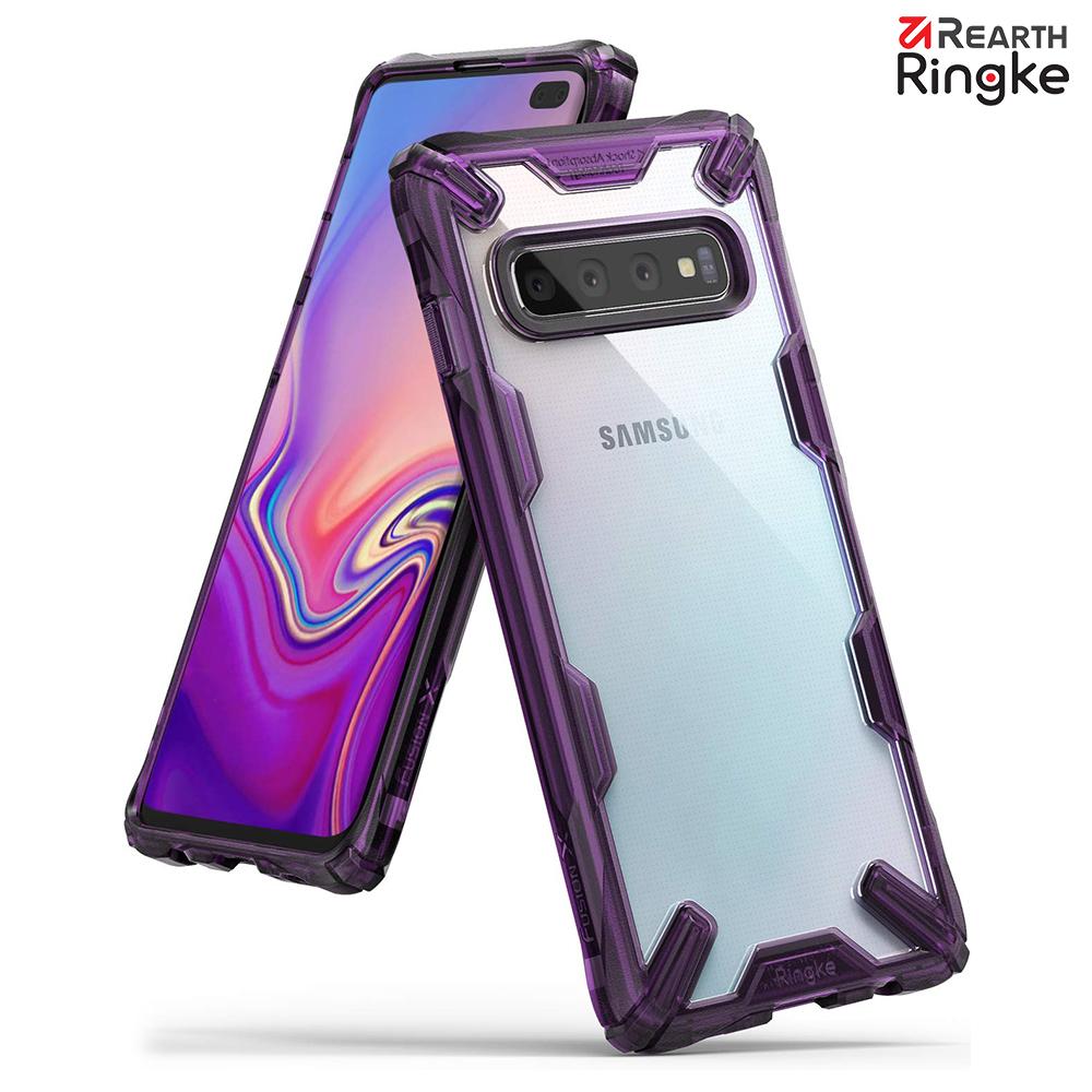 【Ringke】Galaxy S10 Plus [Fusion X] 防撞手機殼