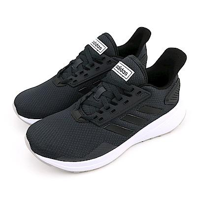 ADIDAS DURAMO 9 女慢跑鞋 B75990 黑
