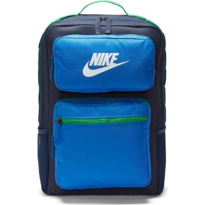 NIKE 後背包 兒童 休閒 運動 藍綠 BA6170451 Y NK FUTURE PRO BKPK