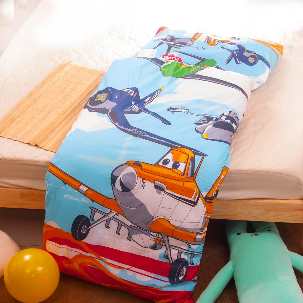 Carolan--迪士尼 飛機總動員 兒童專用睡袋