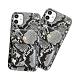 iPhone 12 鱷魚皮紋 可插卡 收納 手機 四邊 防摔 軟邊 手機殼 黑綠款 附 斜背繩 (iPhone12手機殼 iPhone12保護殼 ) product thumbnail 1
