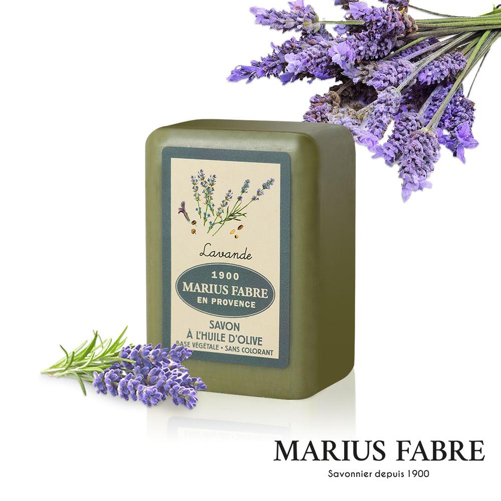 法國法鉑-天然草本薰衣草橄欖皂-150g/顆