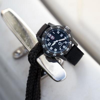 LUMINOX 雷明時 TIDE永續環保系列腕錶 / 手錶  –黑/白 44mm