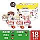 哈根達斯 新經典寵愛迷你杯18入組(草莓x6+香草/巧克力/淇巧/野莓各3) product thumbnail 1
