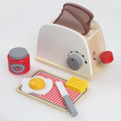 木製扮家家酒學習玩具系列-麵包機