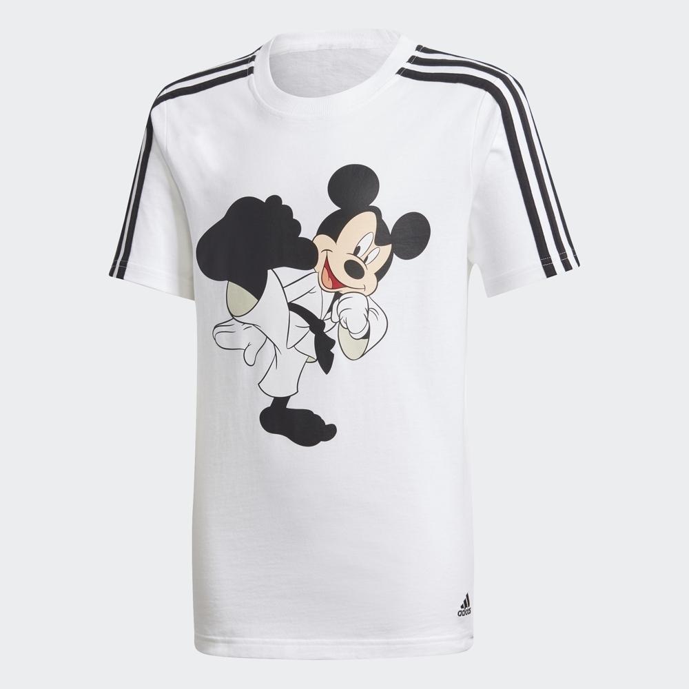 adidas DISNEY 米奇短袖上衣 男童 GP9687