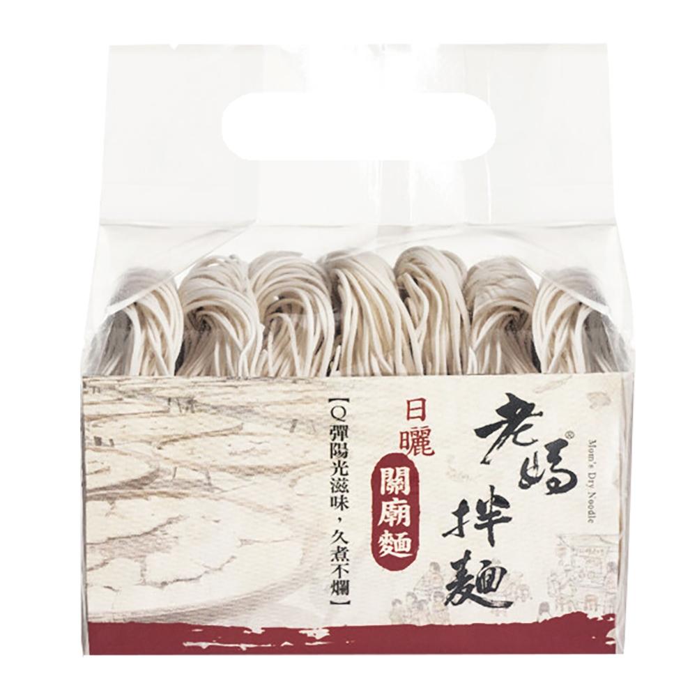 (任選) 老媽拌麵 傳統關廟麵 480g/袋