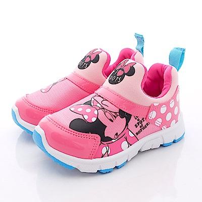 迪士尼童鞋 米妮圓點休閒鞋款 FO63062桃(中小童段)