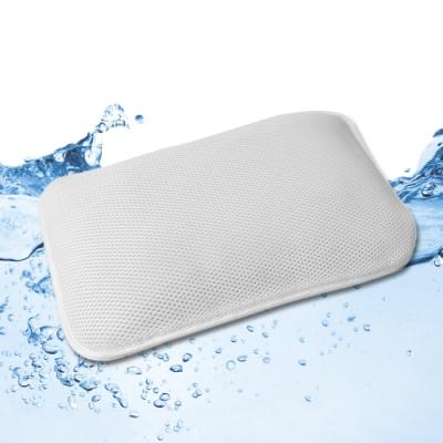 亞曼達Amanda 3D立體透氣可調高度可水洗枕頭 (1入) -快速到貨