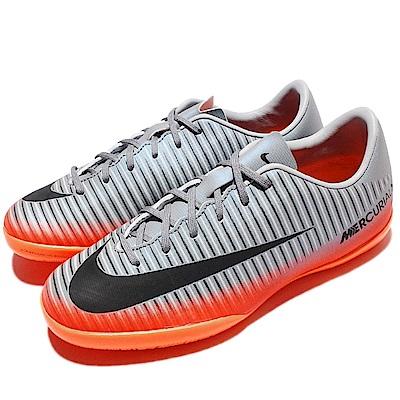 Nike 足球鞋 Mercurialx Victry 童鞋
