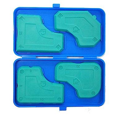 PW150 臺灣製 一盒四片 矽利康刮刀片組