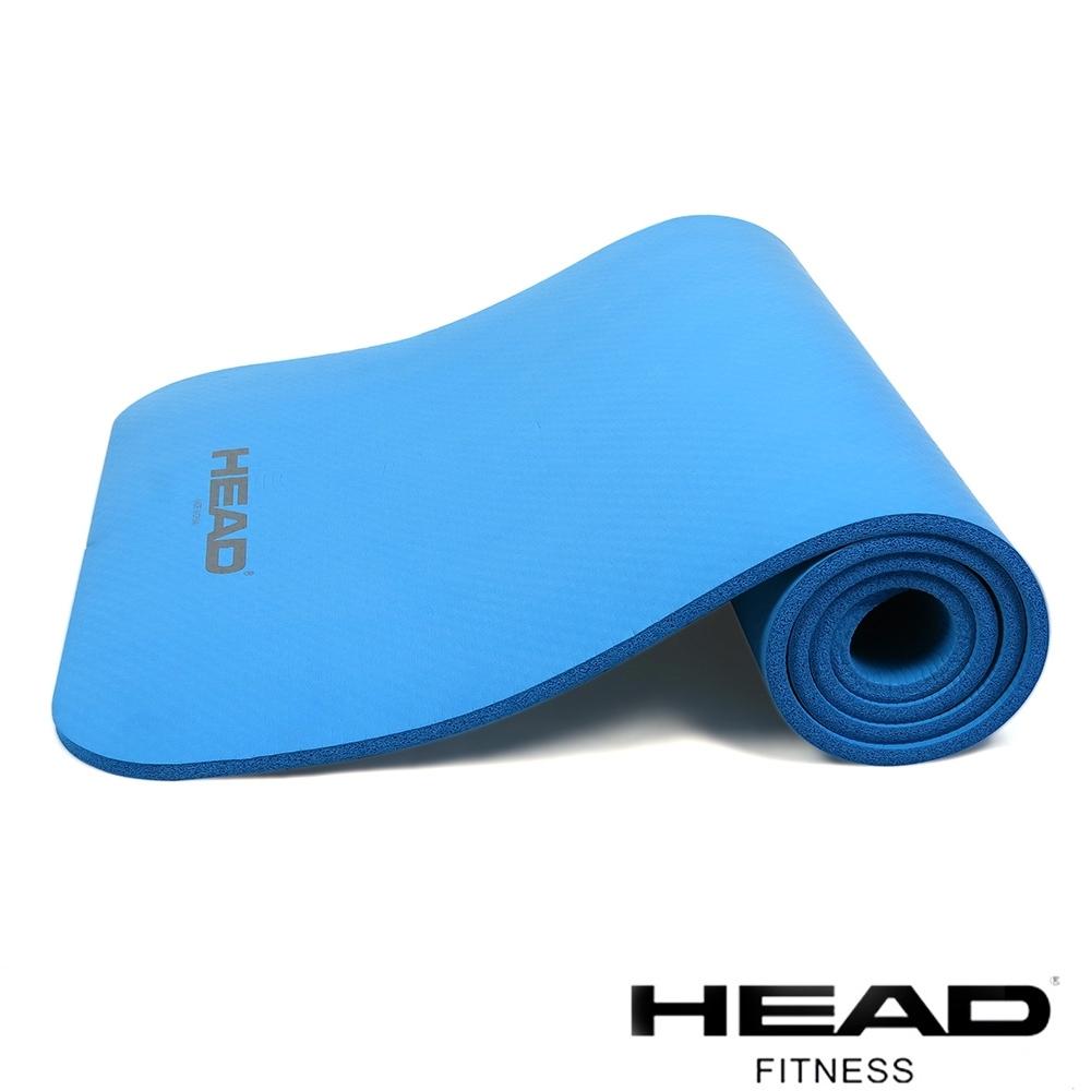 HEAD 專業加厚訓練瑜珈墊/運動墊-10mm