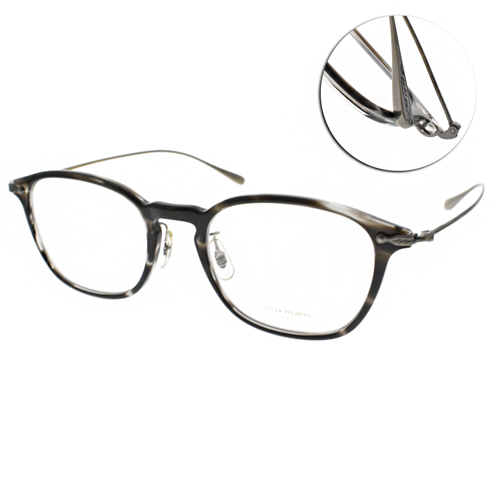 OLIVER PEOPLES眼鏡 完美工藝經典/灰琥珀#WINNETT 1443