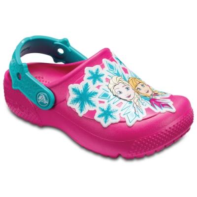 Crocs 卡駱馳 (童鞋) 冰雪奇緣小克駱格 205013-6X0