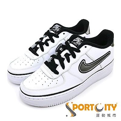 NIKE AIR FORCE 1 LV8 SPORT 女運動鞋 白