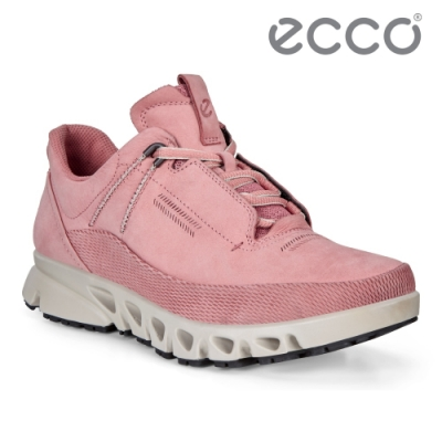 ECCO MULTI-VENT W 全方位城市戶外防水運動休閒鞋 女鞋大馬士革粉
