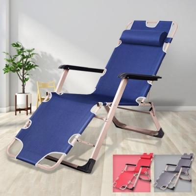 免安裝 露營折疊躺椅 (178x66x25cm)【VENCEDOR】