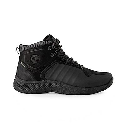 Timberland 男款黑色FlyroamT運動靴 | A1RKQ015