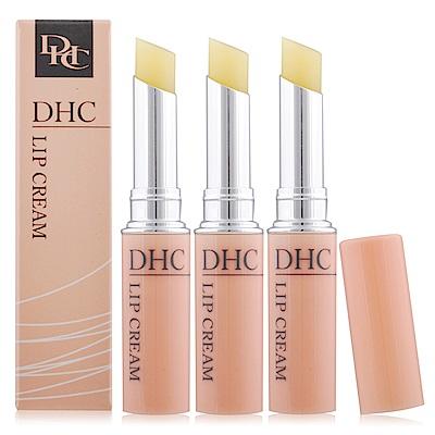DHC 純欖護唇膏1.5gX3
