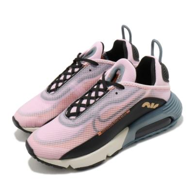 Nike 休閒鞋 Air Max 2090 運動 女鞋 氣墊 舒適 避震 簡約 球鞋 穿搭 粉 黑 CT1876600