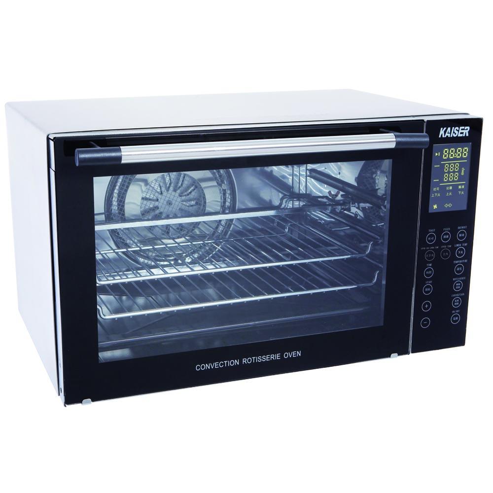 威寶KAISER-頂級大廚42L不鏽鋼觸控烤箱(KH-42D)
