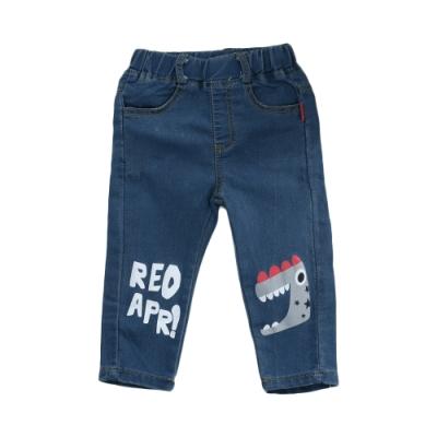 彈性牛仔長褲 k60962 魔法Baby
