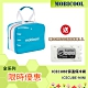★贈長效冰磚★MOBICOOL ICECUBE 保溫保冷輕攜袋-MINI(藍) product thumbnail 1