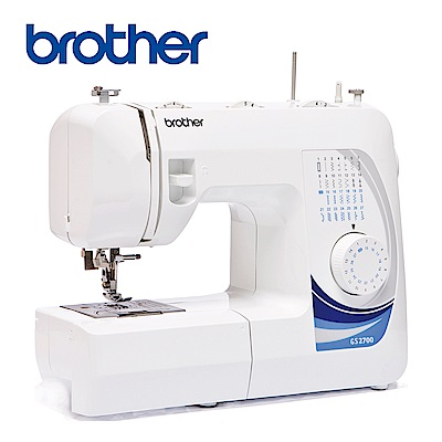 borther兄弟牌純愛葛瑞絲縫紉機GS-2700